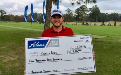 CURTIS REED: WINTER SERIES CHAMPION