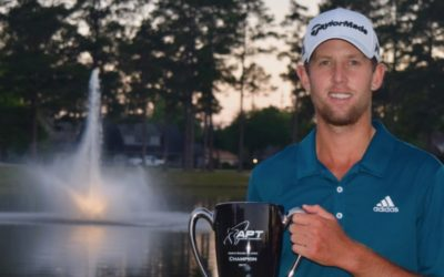 Steven Fox Pulls 2nd APT Win After 40 Holes