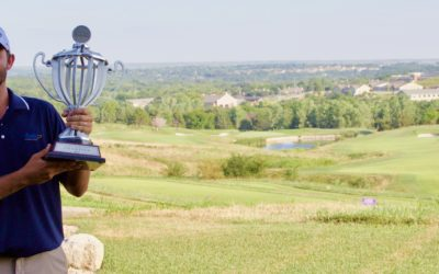 Dustin Korte Triumphs at Colbert Hills