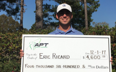 Eric Ricard claims 2nd Winter Series Win