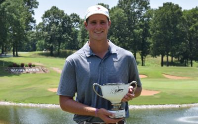 McIver Wins First Pro Event