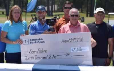 Fidone Wins Hometown SouthSide Bank Open