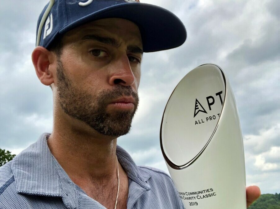Aussie Wins Cooper Communities Classic