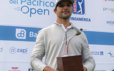Godsey Wins on PGA Tour Latin America